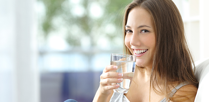 Healthy Teeth Diet- water
